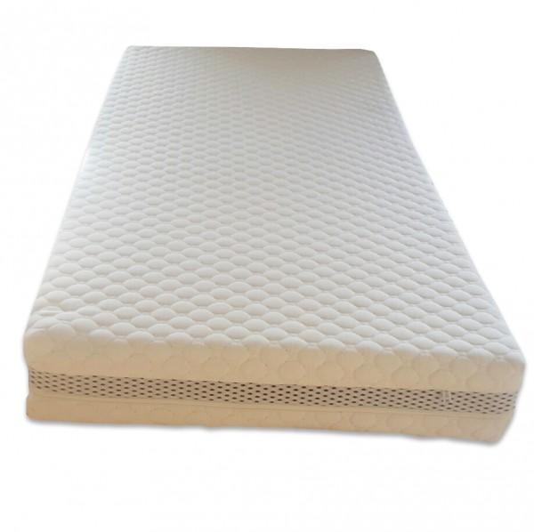 Matratzenbezug Matratzenschoner Pressrex mit Klimaband mit Bezugshilfe
